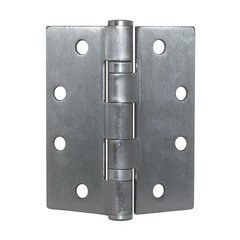 Full Mortise Ball Bearing Hinge 4-1/2 inch x 4 inch Satin Chrome