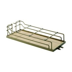 Tray Set For Base Pullout 4 inch Wide Champagne and Maple <small>(#546.63.878)</small>