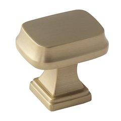 Revitalize 1-1/4 Inch Diameter Golden Champagne Cabinet Knob <small>(#BP55340BBZ)</small>