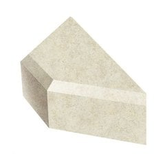 Wilsonart Bevel Edge - Perla Piazza - 12 Ft