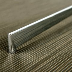 Orvietto Cabinet Pull 1-1/4 inch Center to Center - Chrome