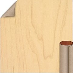 Vermont Maple Textured Finish 4 ft. x 8 ft. Vertical Grade Laminate Sheet