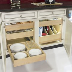 "Tenn-Tex QuikTRAY Two Drawer KIt for 24"" Cabinets QT-100242"