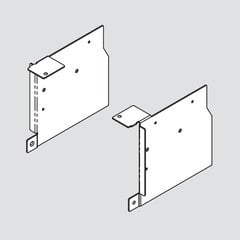 Face Frame Mounting Bracket Set