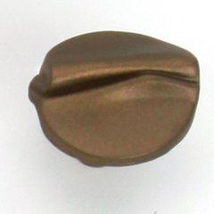 Garbow 1-3/8 Inch Diameter Aged Brass Cabinet Knob