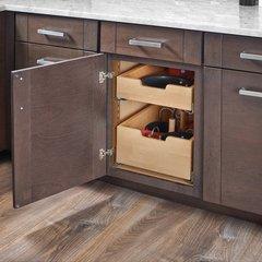 "Rev-A-Shelf Pilaster Two Drawer Kit For 18"" Door/Drawer Cabinet 4PIL-18SC-2"