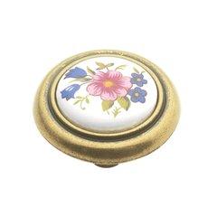 "English Cozy Knob 1-1/4"" Dia Bouquet <small>(#P776-BQ)</small>"