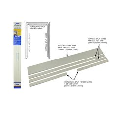 1510 Series Pocket Door Frame Jamb Kit