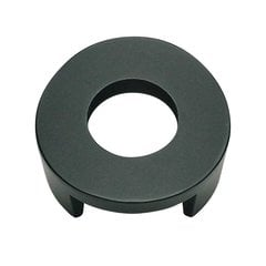 Centinel 1-1/4 Inch Center to Center Black Cabinet Pull <small>(#268-BL)</small>