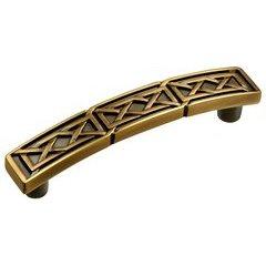 "Celtic Pull 3-3/4"" C/C Winchester Brass"