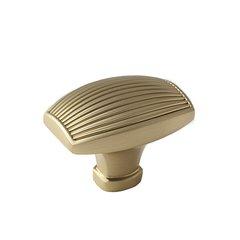 Sea Grass 1-3/4 Inch Diameter Golden Champagne Cabinet Knob <small>(#BP36617BBZ)</small>