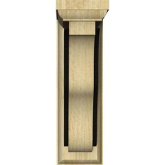 "Hamilton 2.25""W x 5""D x 7""H Countertop Bracket - Maple"