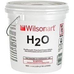 H2O Water Based Contact Ahhesive 1 Gallon