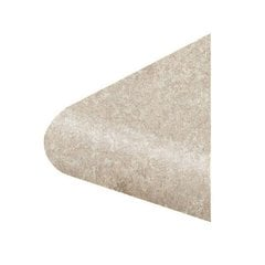 Wilsonart Crescent Bevel Edge Silver Travertine - 12 Ft