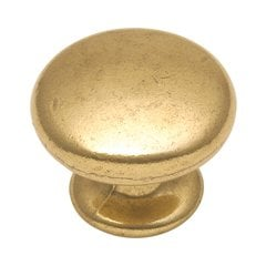 Manor House 1-1/4 Inch Diameter Lancaster Hand Polished Cabinet Knob <small>(#P406-LP)</small>