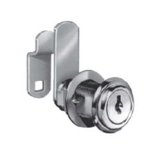 Cam Lock Keyed Alike-Nickel <small>(#C8055-14A)</small>