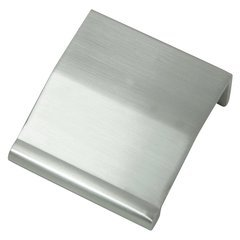 Contempo Edge Pull 1-1/4 inch Center to Center Satin Nickel