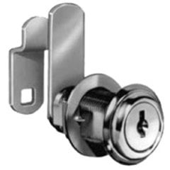 Cam Lock Keyed Different-Bright Brass