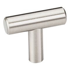 Naples Cabinet Knob 40MM L. Satin Nickel