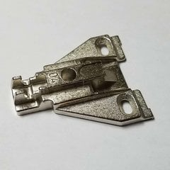 Nexis Face Frame Screw On Mounting Plate 4MM Height <small>(#346.290.88.0415)</small>