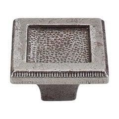 Britannia 2 Inch Diameter Cast Iron Cabinet Knob