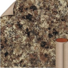 Woodstock Granite Textured Finish 4 ft. x 8 ft. Countertop Grade Laminate Sheet