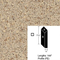 Wilsonart Bevel Edge - Sandy Topaz-12Ft