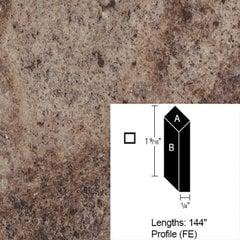Wilsonart Bevel Edge - Madura Garnet - 12 Ft <small>(#CE-FE-144-4921K-52)</small>