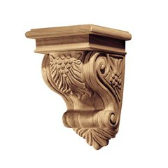 "Bordeaux Corbel 5-3/4"" X 8-7/8"" Cherry"