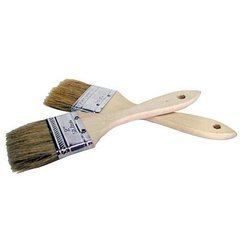 Disposable Bristle Brush 1""