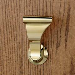 UltraLatch for 1-3/4 inch Door Bright Brass <small>(#L24-3)</small>