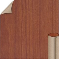 Sovereign Cherry Textured Finish 4 ft. x 8 ft. Vertical Grade Laminate Sheet