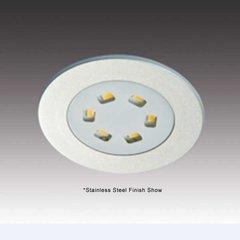 R55-LED Black Spotlight - Warm White <small>(#R55LED/BL/WW)</small>