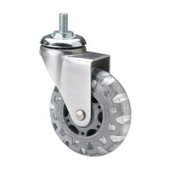 Furniture Caster With Swivel - Light Grey <small>(#27583010502)</small>