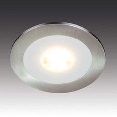 AR78-LED Stainless Spotlight - Warm White <small>(#AR78LED/SS/WW)</small>
