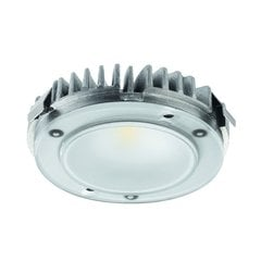 Hafele Loox 2025 12V LED Recess/Surface Mount Spotlight Cool White 833.72.121