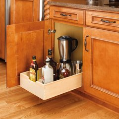 "Rev-A-Shelf Wood Pullout Drawer 11"" Wide 4WDB-12"
