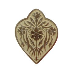 English Garden 1-1/2 Inch Diameter Antique Brass Cabinet Knob <small>(#NHK-178-AB-B)</small>
