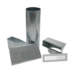 Interior Ductwork Kit For 390 & 250 CFM Blowers
