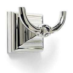 Markham Robe Hook Polished Nickel