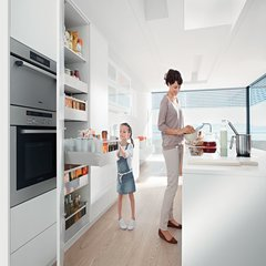 "Tandembox 18"" Cabinet Profile w/ Blumotion Left/Right-150LB 576.4501B"
