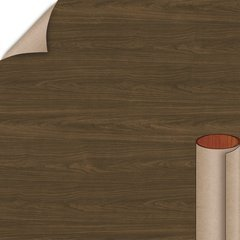 Parliament Walnut Arborite Laminate Vert. 4X8 Velvatex