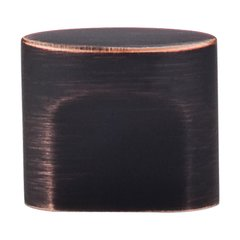Sanctuary 3/4 Inch Center to Center Tuscan Bronze Cabinet Knob <small>(#TK73TB)</small>