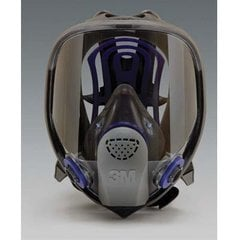 3M Medium Ultimate FX Full Facepiece Gray