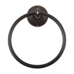 Mandalay Towel Ring Venetian Bronze
