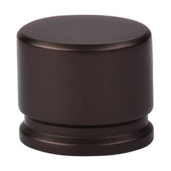 Sanctuary 1-3/8 Inch Length Oil Rubbed Bronze Cabinet Knob <small>(#TK61ORB)</small>