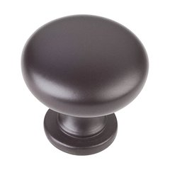 Madison 1-3/16 Inch Diameter Oil Rubbed Bronze Cabinet Knob <small>(#3910-ORB)</small>