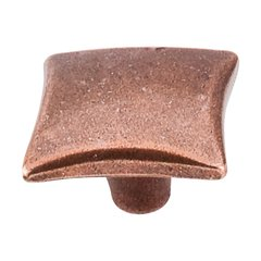 Chateau 1-1/4 Inch Diameter Old English Copper Cabinet Knob <small>(#M256)</small>