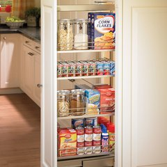 "Pantry Frame 74-7/8"" - 90-1/2"" High Champagne"