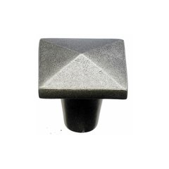 Aspen 1-1/4 Inch Diameter Silicon Bronze Light Cabinet Knob <small>(#M1515)</small>